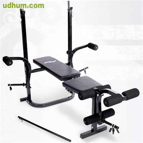 ejercicios banco de pesas banco de ejercicio pesas