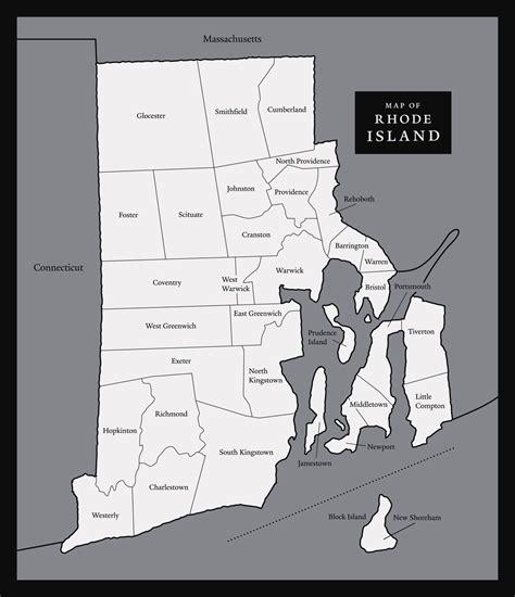 rhode island map usa 100 rhode island map map of rhode island ri map rhode