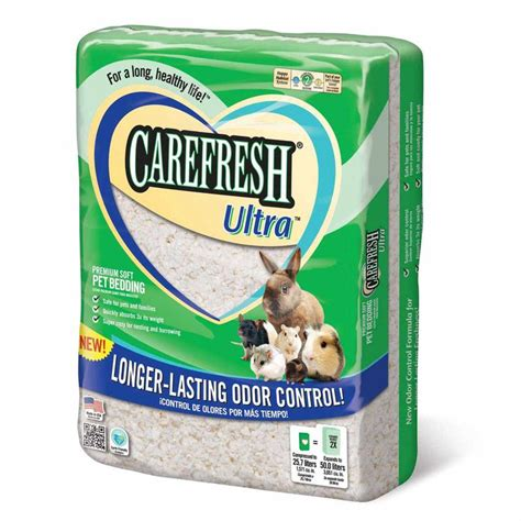 Carefresh Bedding by Carefresh Ultra Soft Pet Bedding Pet Dreamboard