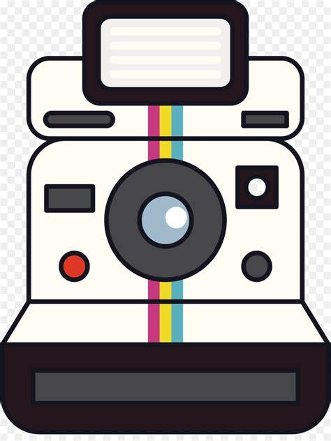 instant camera polaroid corporation clip art white