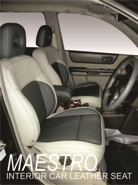Sarung Jok Xtrail tilan interior mobil nissan xtrail 2004 dengan bahan mbtech maestro