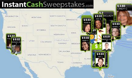 instant cash sweepstakes review can you really win 50 affiliate payoff - Sweepstakes You Can Actually Win