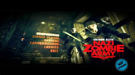 Tutorial Sniper Elite Nazi Zombie Army | how to play sniper elite nazi zombie army with pc or ps2
