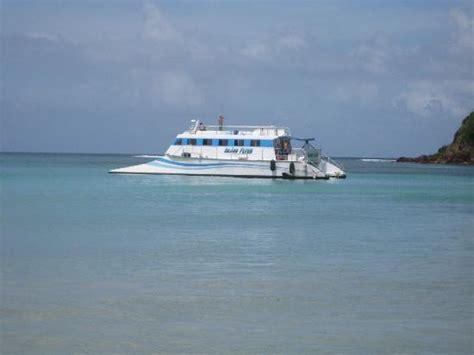 fajardo catamaran trip access to the beach picture of east island excursions