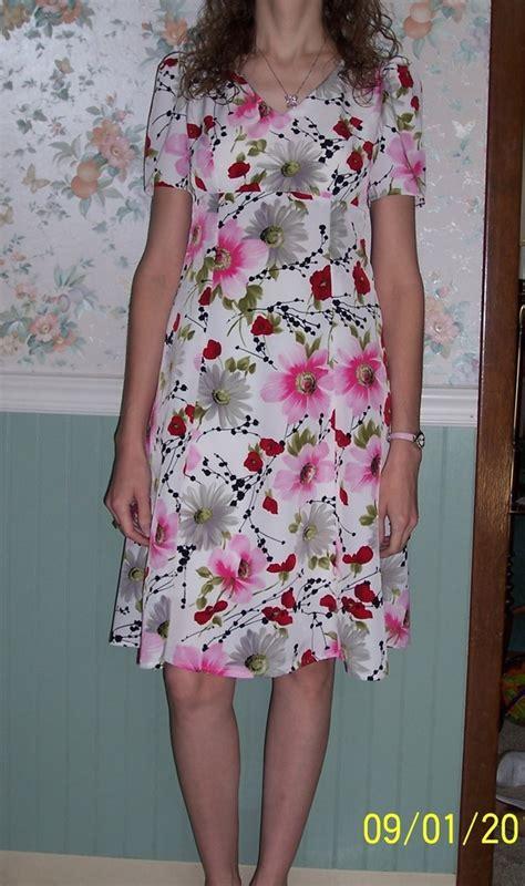 pattern review simplicity 2247 misses plus size amazing fit dresses