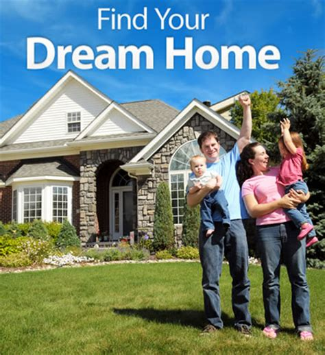 find your dream house find your dream home