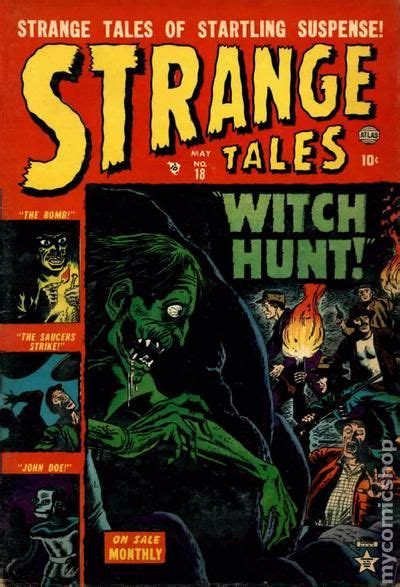 the arcade and other strange tales books strange tales 1951 1976 1st series comic books
