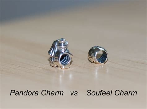 newbie on charm bracelet same but different soufeel vs