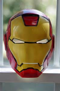 Ironman Mask Template by 1063px