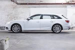 Audi Data Audi A4 Avant B9 2 0 Tdi S Tronic Frontantrieb 2016 Test