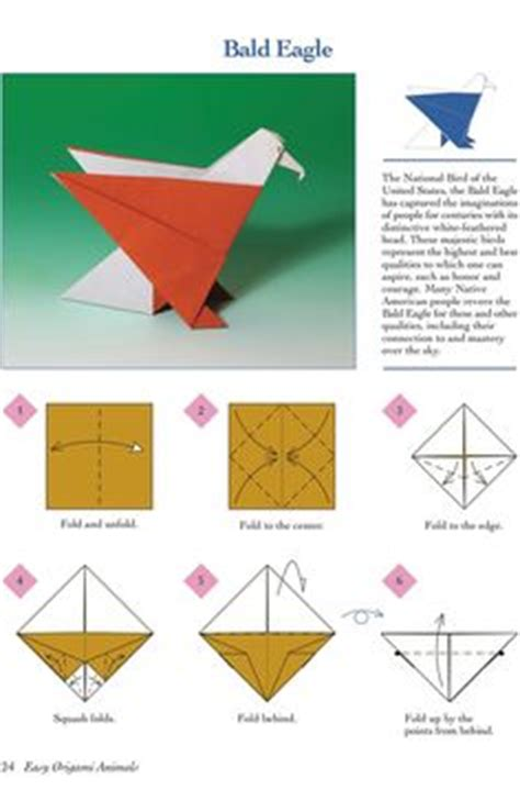 How To Make Origami Eagle - 1000 images about eagle crafts activities for on