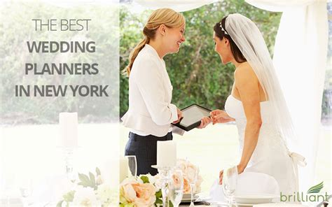 Wedding Planner In Nyc by The 5 Best Wedding Planners In New York City