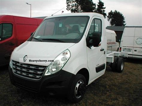 renault master 2011 renault master 2011 chassis truck photo and specs