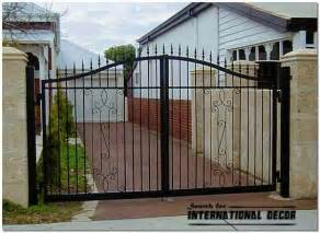 choice of gate designs for private house and garage gate designs garage gate designs