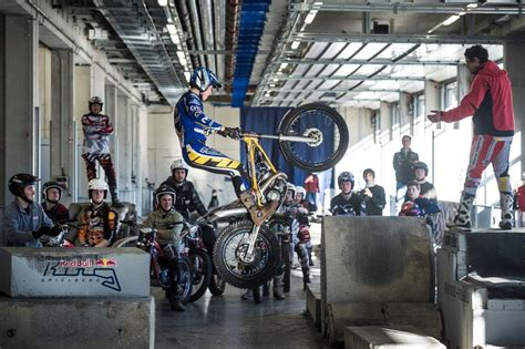Trial Motorrad News by Indoor Trial Am Red Bull Ring Motorrad News