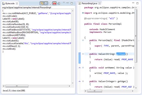 Bytecode Outline Plugin For Eclipse by Konstantin S January 2013