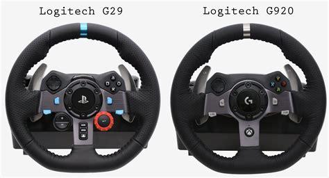 logitech g920 g29 driving review techspot