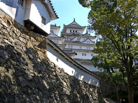 Castle Corner 17 himeji castle with 400 year history registered in the