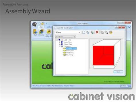Cabinet Vision 8 by Vero Software