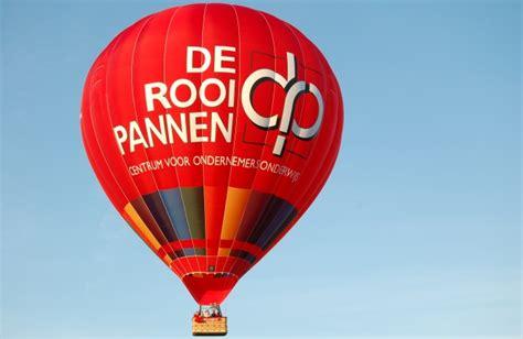 Malen Pannen by Sky Ballonvaarten 187 Luchtballon Met Jouw Logo