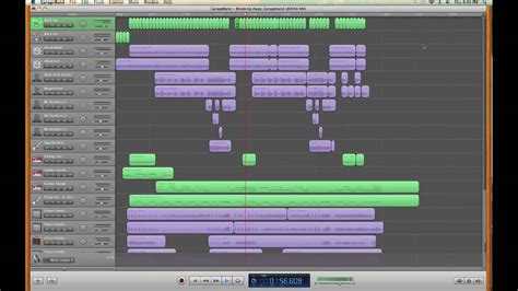 Garageband Mixing Garageband How To Mix A Song Ep 1 The Mixing Of Quot Breaking