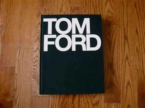 duren s gallery literature tom ford coffee table book