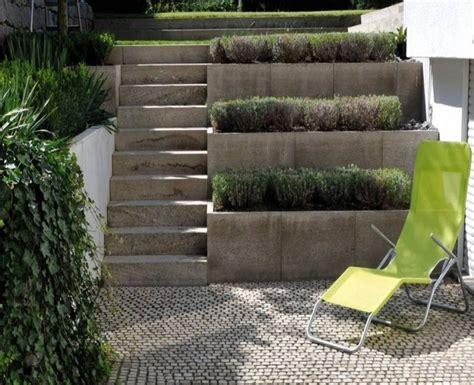gartengestaltung mit steinen am hang garten suite - Gartengestaltung Am Hang Mit Steinen