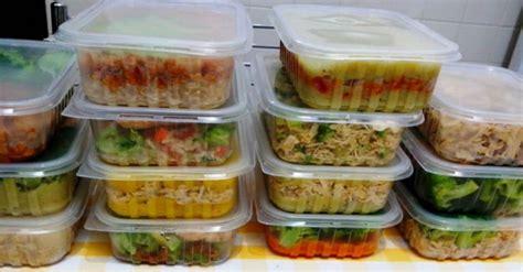 recipientes para congelar alimentos algunos consejos para congelar alimentos de forma adecuada
