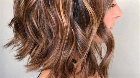 super lob curled 38 super cute ways to curl your bob popular haircuts for