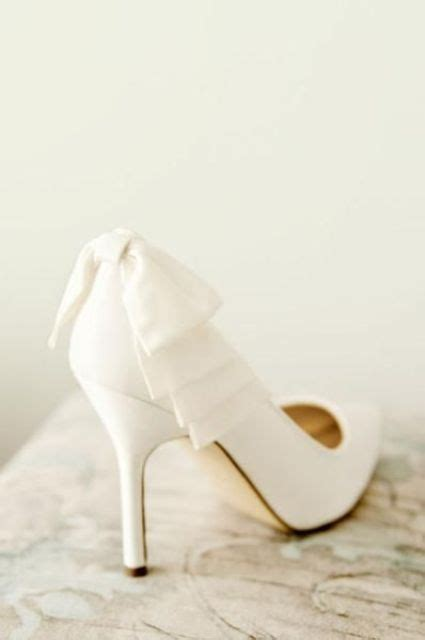 Wedding Shoes With Bows by Wedding Shoes With Bows On Back Www Imgkid The