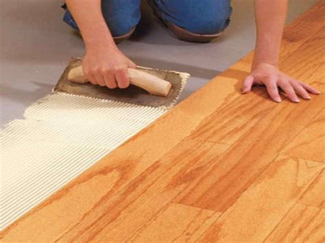 how to install hardwood floors engineered hardwood