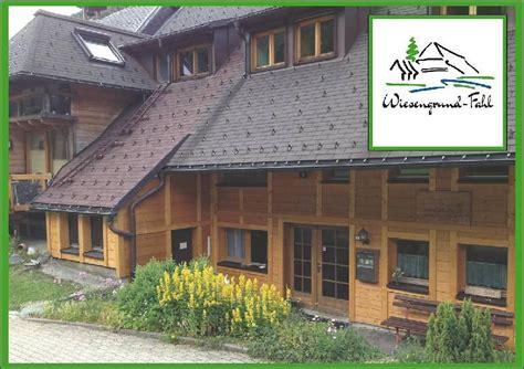 haus wiesengrund haus wiesengrund fahl hochschwarzwald tourismus gmbh