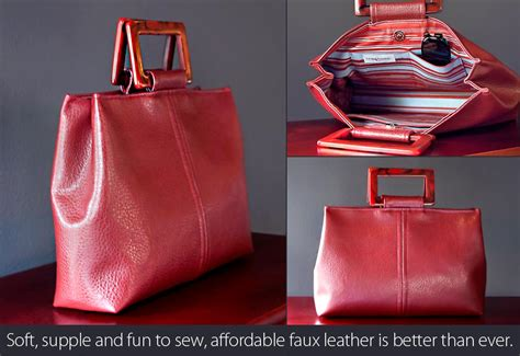 lush plush trends from fabric trendy faux leather