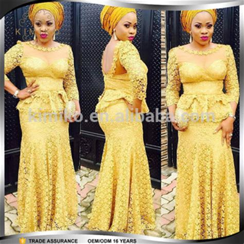 Slongdress Kimiko africa clothes yellow lace dress patterns for buy yellow lace dress lace