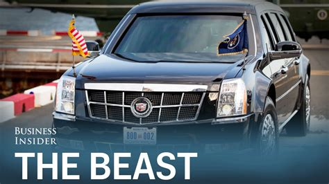 The Beast Auto by President Obama S One Of A Limo Is Named The Beast