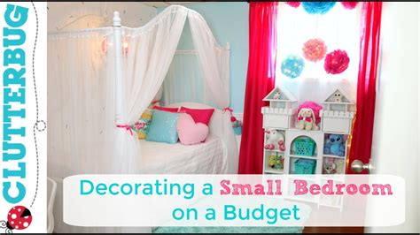 decorating bedroom on a budget decorating a small bedroom on a budget makeover ideas