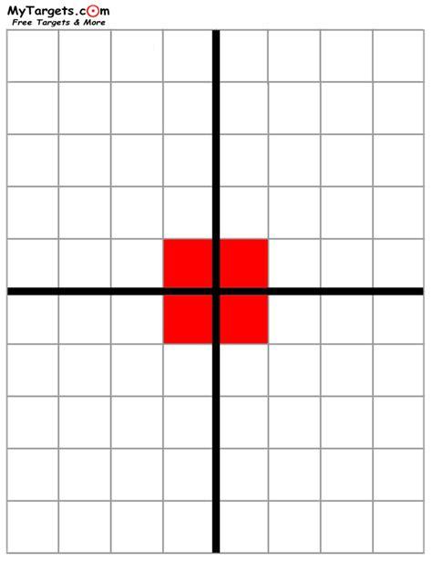 free printable tactical targets how to boost your benchrest shooting skills tactical mashup