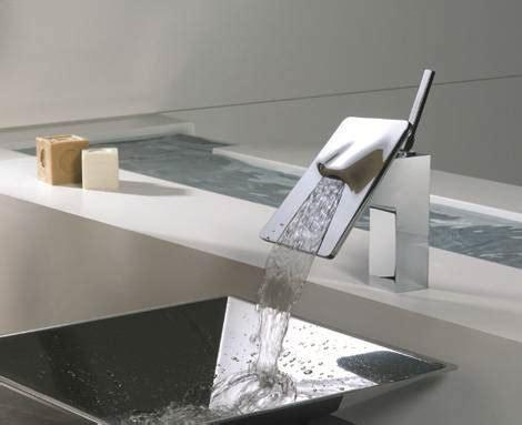rubinetti bagno a cascata rubinetto a cascata bagno