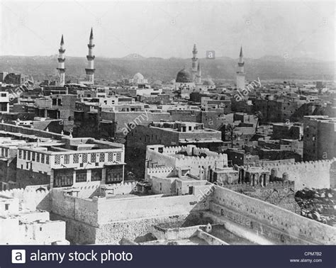 ottoman empire photos view of medina under the control of the ottoman empire