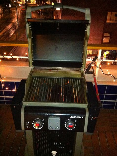 weber grill out handle light instructions pimp my weber fredriklofter com