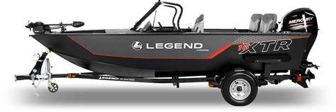 legend boats barrie location xtr series legend boats