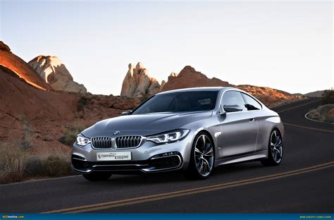bmw 4 coupe ausmotive 187 bmw concept 4 series coupe revealed