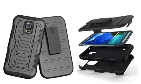 Lenovo A7700 Soft Heavy Duty Rugged Armor Stand Unik armor cover belt clip holster stand for samsung