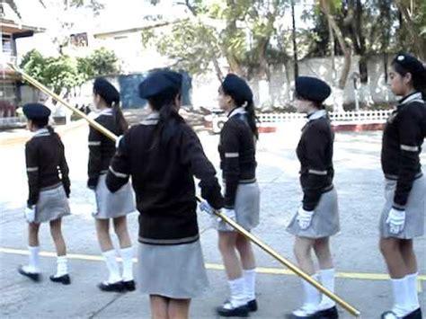 imagenes de faldas escolares escolta sec tecnica 139 youtube