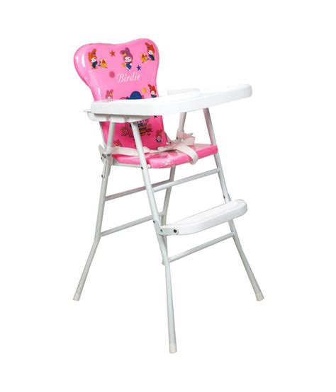 Pink Metal Chair by Birdie Pink Metal High Chair For Kid Activity Sets For