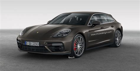 porsche panamera sport 2017 2017 porsche panamera sport turismo rendered photos 1 of 3
