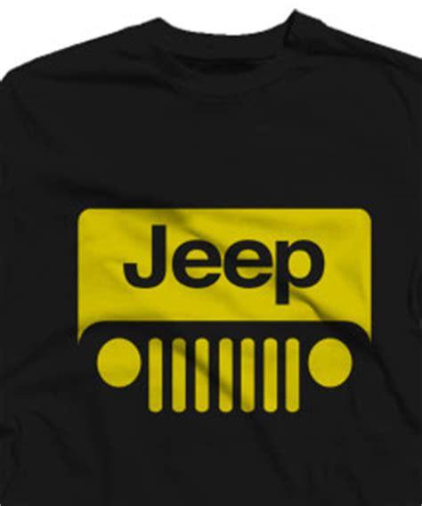 Tshirt Jeep Logo sport oyibe