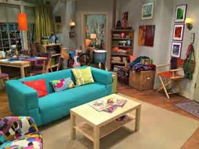 the big bang theory apartment this is how much penny s apartment on quot the big bang theory