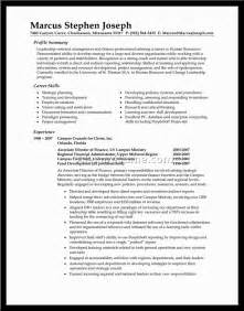 Summary Qualifications Resume Examples Resume Career Summary Examples Alexa Resume