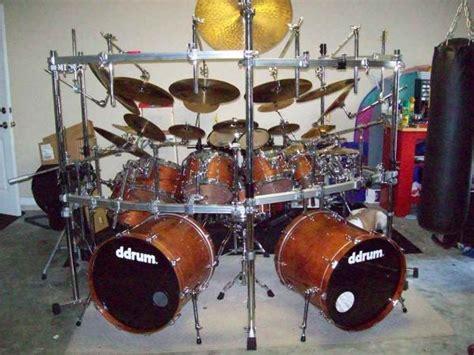 Rack Drum Pearl drum rack question